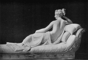 Princess Borghese as Venus Victrix